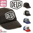DeusExMachina デウスエクスマキナ メッシュキャップ 帽子 Baylands Trucker ホワイト ブラック グレー ブルー レッド Deus Ex Machina[帽子]