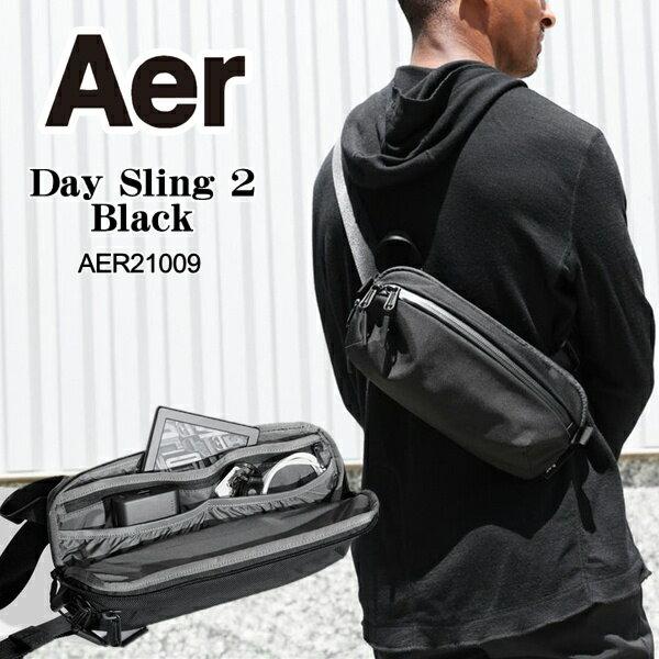 メンズバッグ, ショルダーバッグ・メッセンジャーバッグ Aer Day Sling 2 AER21009 4L