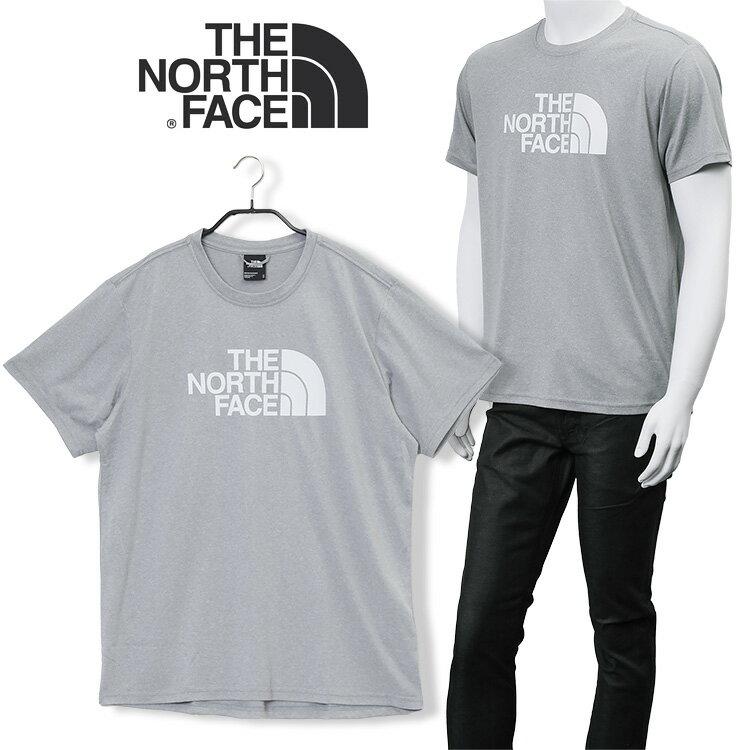 トップス, Tシャツ・カットソー  THE NORTH FACE FlashDry T NF0A4CDV REAXION EASY TEE-X8A MID GREY HEATHER