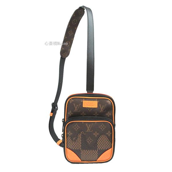 男女兼用バッグ, ショルダーバッグ・メッセンジャーバッグ  NIGO LOUIS VUITTON NIGO N40379 2020 NIGO