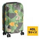 【2019AW SALE】クラッシュバゲージ スーツケース CRASH BAGGAGE バッグ CAMO S 40L キャリーバッグ 機内持ち込み CB131-0001-40