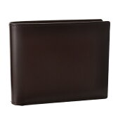 エッティンガー/ETTINGER 財布 メンズ Bridle Hide 2つ折り財布 ブラウン 2016年秋冬新作 BH141JR-0001-0003