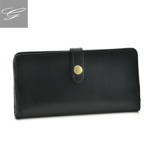 e56fdfb52665 ... 財布 | バッグ | 鞄 | キーケース | カードケース | グレンロイヤル | /GLENROYAL 財布 メンズ ブライドルレザー  2つ折り長財布 ブラック 036178-0001-0002