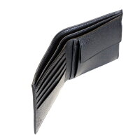 グッチ/GUCCI財布メンズGUCCIPRINT2つ折り財布NERO2019年春夏新作496316-0GCAT-8163