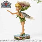 ジムショア 春のシャワー 春のティンカーベル フィギュア ディズニー 4045255 Spring Showers-Spring Tinker Bell Figurine JimShore 【102時間限定! お買物マラソン セール】