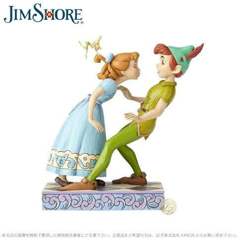 ジムショア ピーターパンとウェンディ ティンカーベル ディズニー 4059725 Peter Pan, Wendy & Tinker Bell JimShore 【ポイント最大44倍!お買い物マラソン セール】