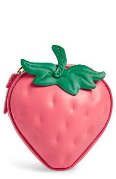Kate Spade ケイトスペード ピクニック パーフェクト 3D ストロベリー コインパース 小銭入れ Picnic Perfect 3D Strawberry Coin Purse □