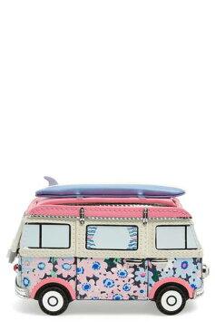 Kate Spade ケイトスペード カリフォルニア ドリーミング 3D バン コイン パース California Dreaming 3D Van Coin Purse □