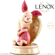 レノックスくまのプーさんピグレットハートあなたの心を暖める845596LENOXDisney'sPigletWarmsYourHeart【母の日プレゼント】