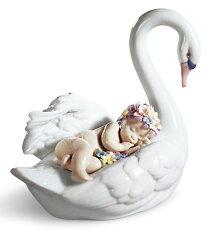 リヤドロ夢の国へLLADRO01006758◆LAP登録可能◆赤ちゃん出産祝い