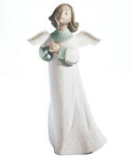 リヤドロ天使の願い01006788LLADROクリスマス□