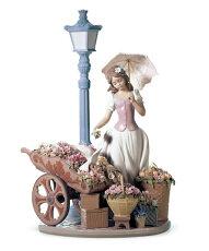 リヤドロ花の街角LLADRO01001869◆LAP登録可能◆