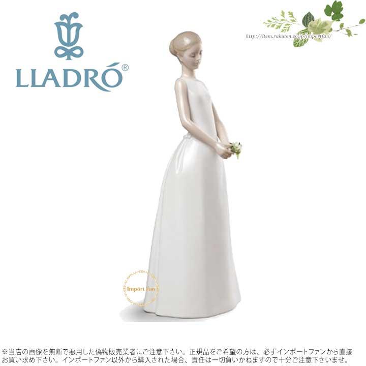 リヤドロ ウェディングデイ 01009262 LLADRO WEDDING DAY □