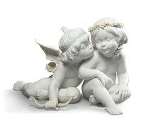 リヤドロエロスとプシュケー天使01009128LLADROEROSANDPSYCHE