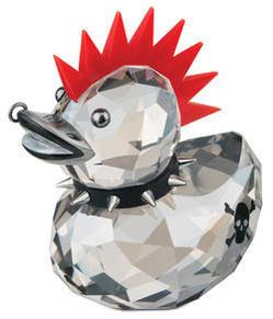 *スワロフスキー Swarovski ハッピーダック パンクダック Happy Duck  Punk Duck 1096735 【お買い物マラソン!ポイント最大35倍】