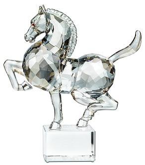 *スワロフスキー 馬 ホース 995744 Swarovski Chinese Zodiac 【ポイント最大35倍!スーパーセール】:Import Fan