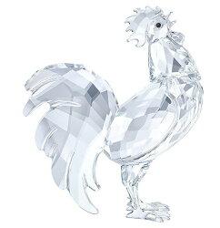 スワロフスキーオンドリ十二支トリ鶏酉年生まれのラッキーアイテム5135943SwarovskiRooster□