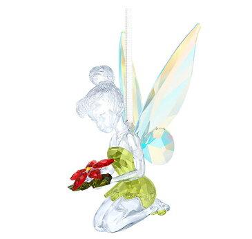 スワロフスキー ティンカーベル クリスマス オーナメント ディズニー 5135893 Swarovski Tinker Bell Christmas Ornament【ポイント最大43倍!お買い物マラソン セール】