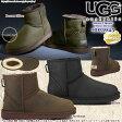 UGG アグ正規品 メンズ クラシックミニ デコ ムートンブーツ 1003945 CLASSIC MINI DECO □
