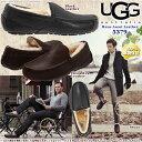 UGG アグ正規品 ASCOT Leather アスコット レザーモカシン カジュアルシューズ 5379 インドア&アウトドア 【ポイント最大36倍!ブラックフライデー】