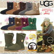 *UGG アグ正規品 ベイリーボタン  ショート ムートン ブーツ 5803 □