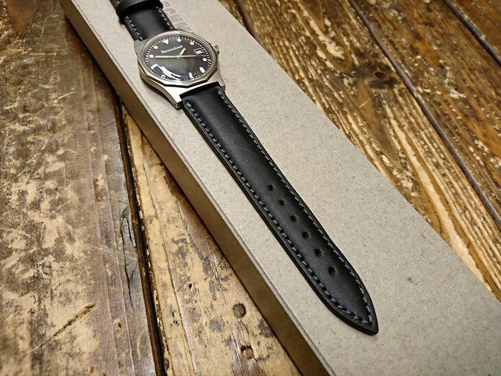 Messerschmitt/メッサーシュミット 腕時計 「ME99S Black」MADE IN GERMANY
