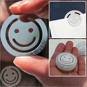 CEMENT PRODUCE DESIGN (セメント プロデュース デザイン) Happy Face Clip(ハッピーフェイ...