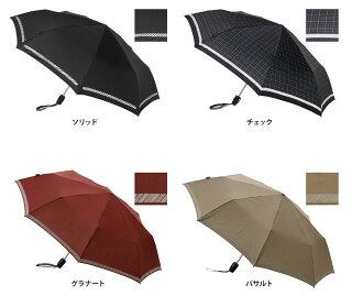 【折りたたみ傘】正規販売店KnirpsクニルプスFiberT2DuomaticReflectリフレクト反射塗料晴雨兼用折り畳み傘日傘兼用ジャンプ傘