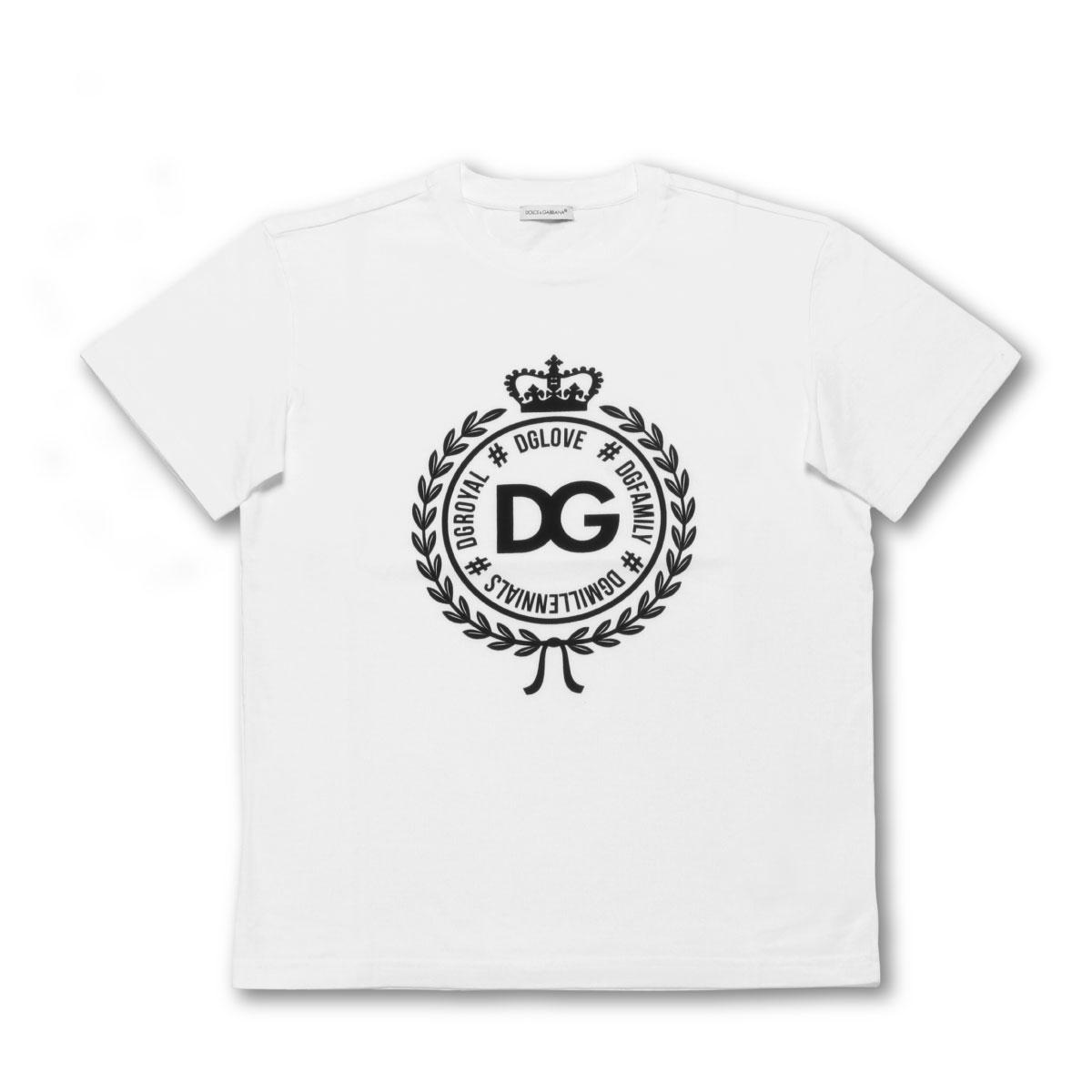 トップス, Tシャツ・カットソー  DOLCEGABBANA T L4JT7N G7RIF W0800 T WHITE 6A-12A