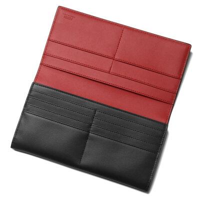 大人の男が選ぶおしゃれなメンズ財布ブランド フェンディ ブラックレザー 財布