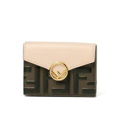 「FENDI(フェンディ)」の可愛いレディースミニ財布