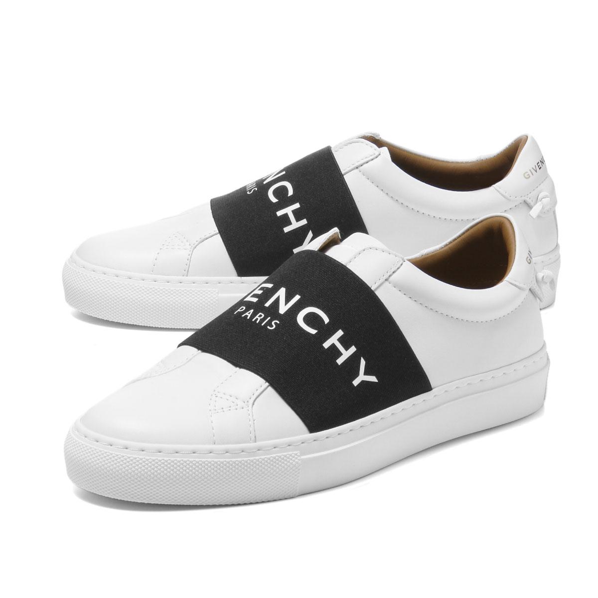 レディース靴, スニーカー  GIVENCHY BE0005E0DD 116 URBAN STREET WHITEBLACK
