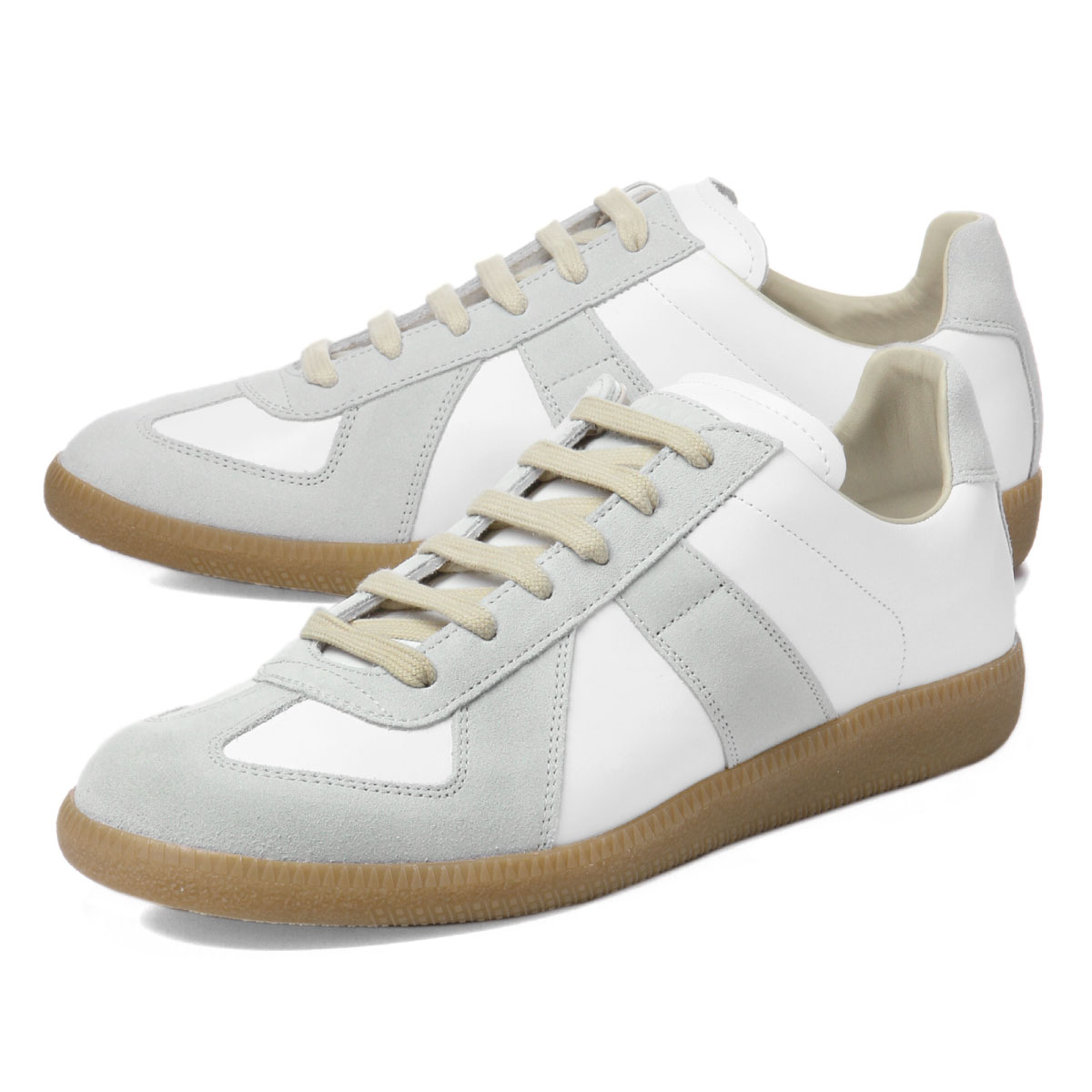 メンズ靴, スニーカー  MAISON MARGIELA S57WS0236 P1895 101 22 REPLICA OFF WHITE