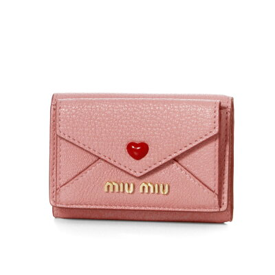 「miumiu(ミュウミュウ)」オススメのミニ財布