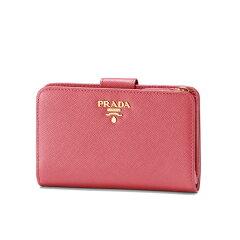「PRADA(プラダ)」の人気レディース二つ折り財布