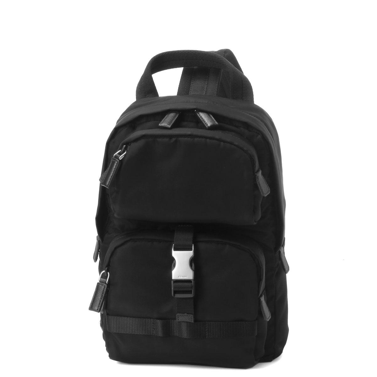 メンズバッグ, バックパック・リュック  PRADA 2VZ013 973 F0002 NERO