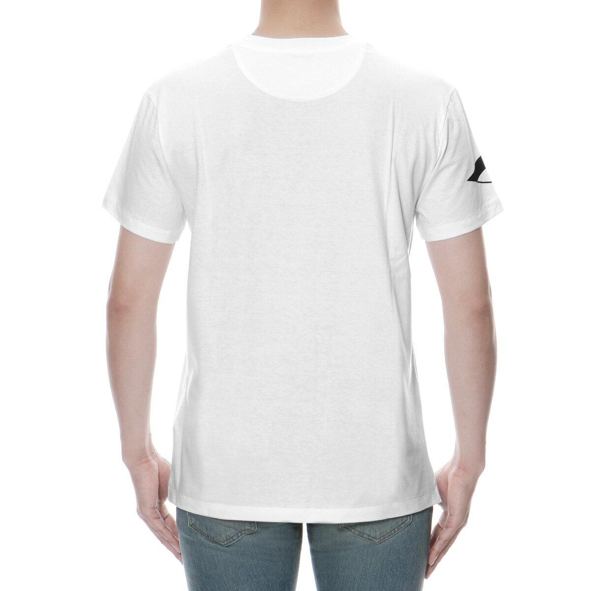 ヴァレンティノ VALENTINO Tシャツ メンズ SV3MG02P5FV A01 半袖Tシャツ BIANCO/NERO ホワイト