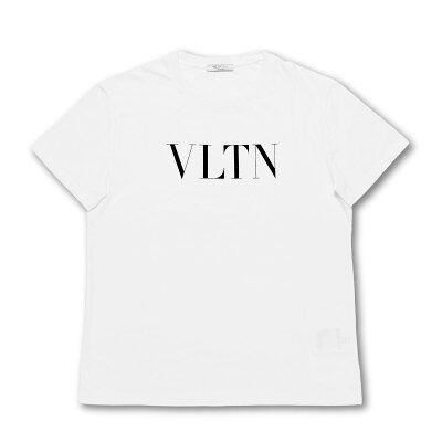 ヴァレンティノのロゴメンズTシャツ