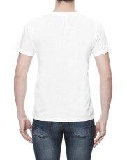 サンローランSAINTLAURENTTシャツメンズ454185YB1DM9744半袖TシャツWHITEホワイトホワイト