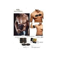 ジムフォームシックスパック腹筋マシン腹筋運動腹筋マシーン腹筋ベルトEMSGYMformSIXPACKEMSEMS機器トレーニング器具筋トレ