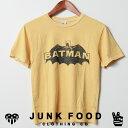 JUNK FOOD ジャンクフード バットマン キッズ Tシャツ 半袖 BATMAN プリント ユース 子供服 サーフ スポーツ スケート アメカジ