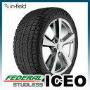 【2017年製】ICEO 225/45R17 91Q FED...