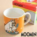 ムーミン/マグカップ/フローレン(MM282-11T3)/オレンジ/カ...