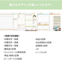 はらぺこあおむし/A5家計簿
