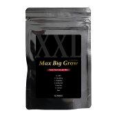MAXBIGGROW男性自信増大サプリ単品定期便送料無料α-GPCシトルリン亜鉛マカアルギニンBCAA