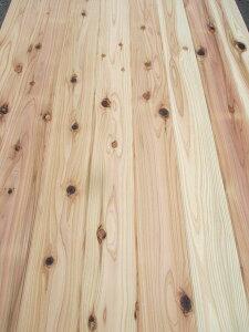 杉(すぎ)外壁用無垢羽目板節あり無塗装プレーナー仕上げ本実V溝長サネ加工長さ3640×厚15×巾115ミリ8枚入