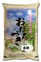【30年産】旭川発北海道産おぼろづき(5kg)<玄米>