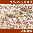 生くるみ1kg(250g×4個入)(無添加・無塩)生クルミ【オメガ3脂肪酸が豊富】【小分け包装】【保存にも便利】【チャンドラー種/LHP】