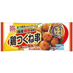 ケイエス 国産鶏 鶏つくね串照焼 (6本入)