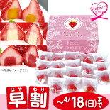 母の日早割スルー苺の宝石箱型番:S-35ギフトプレゼント送料無料アイスアイスクリーム